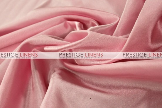 Bridal Satin Table Runner - 527 Pink
