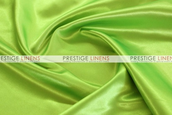 Bridal Satin Table Runner - 726 Lime