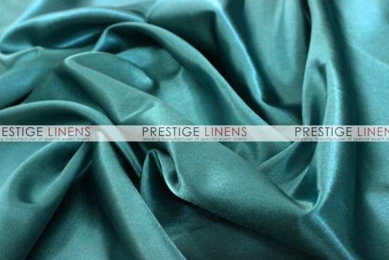 Bridal Satin Table Runner - 764 Lt Teal