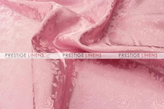 Brocade Satin Table Runner - Pink