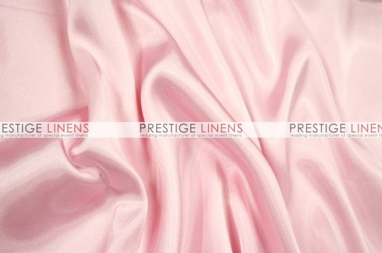 Charmeuse Satin Table Runner - 527 Pink
