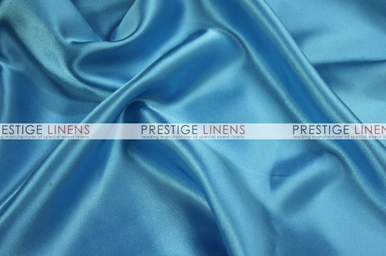 Charmeuse Satin Table Runner - 932 Turquoise