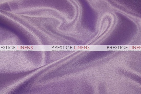 Crepe Back Satin (Japanese) Table Runner - 1026 Lavender