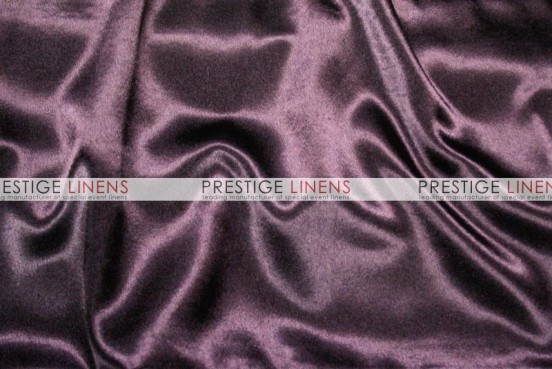 Crepe Back Satin (Japanese) Table Runner - 1033 Lt Plum