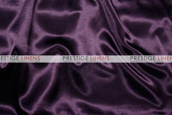 Crepe Back Satin (Japanese) Table Runner - 1034 Plum