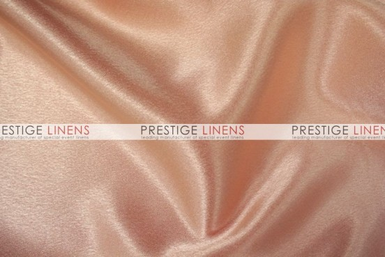 Crepe Back Satin (Japanese) Table Runner - 430 Peach