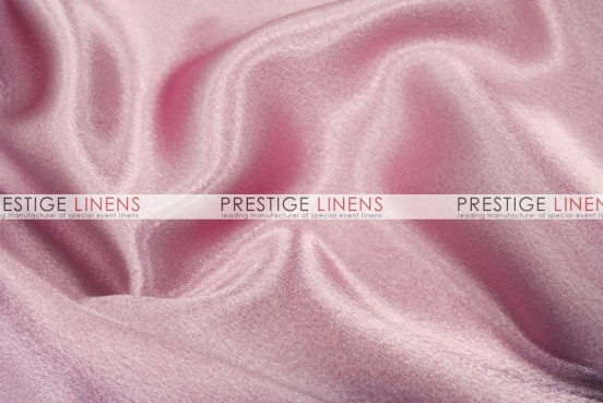 Crepe Back Satin (Japanese) Table Runner - 527 Pink