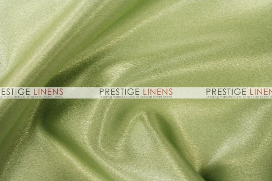 Crepe Back Satin (Japanese) Table Runner - 742 Pucci Lime