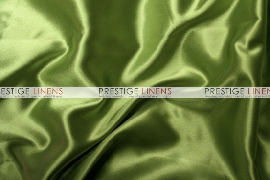 Crepe Back Satin (Japanese) Table Runner - 749 Dk Lime
