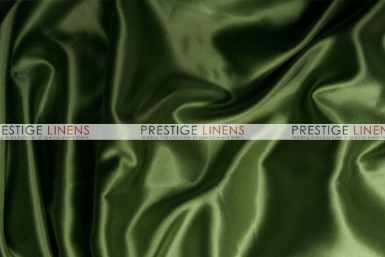 Crepe Back Satin (Japanese) Table Runner - 758 Bamboo Green