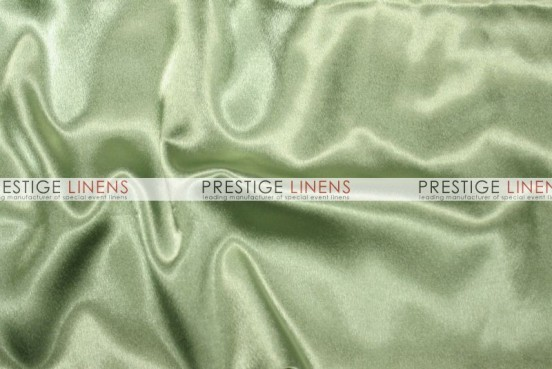 Crepe Back Satin (Japanese) Table Runner - 828 Lt Sage