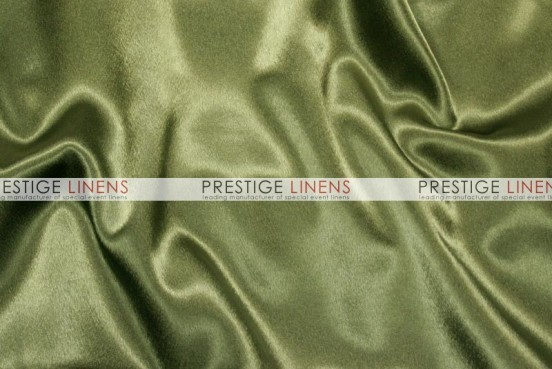 Crepe Back Satin (Japanese) Table Runner - 833 M Olive