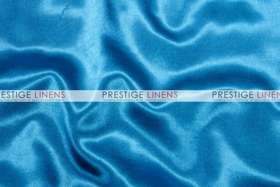 Crepe Back Satin (Japanese) Table Runner - 932 Turquoise