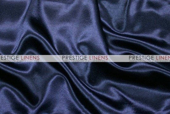 Crepe Back Satin (Japanese) Table Runner - 934 Navy