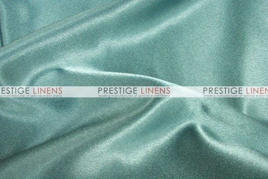 Crepe Back Satin (Japanese) Table Runner - 936 Lt Aqua