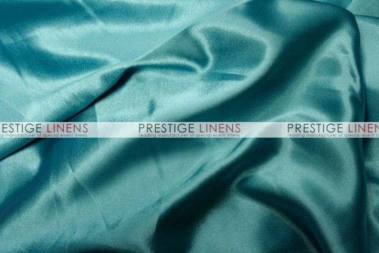 Crepe Back Satin (Japanese) Table Runner - 938 Dk Aqua