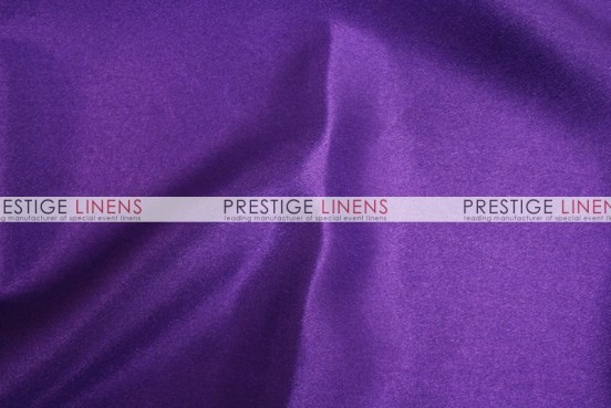 Crepe Back Satin (Korean) Table Runner - 1032 Purple