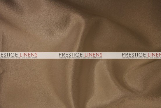 Crepe Back Satin (Korean) Table Runner - 135 Sand