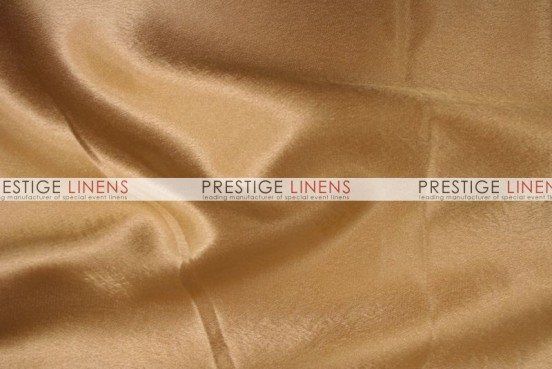 Crepe Back Satin (Korean) Table Runner - 226 Gold