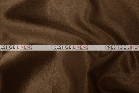 Crepe Back Satin (Korean) Table Runner - 333 Brown