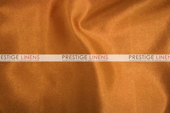 Crepe Back Satin (Korean) Table Runner - 336 Cinnamon