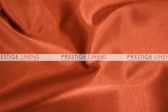 Crepe Back Satin (Korean) Table Runner - 337 Rust
