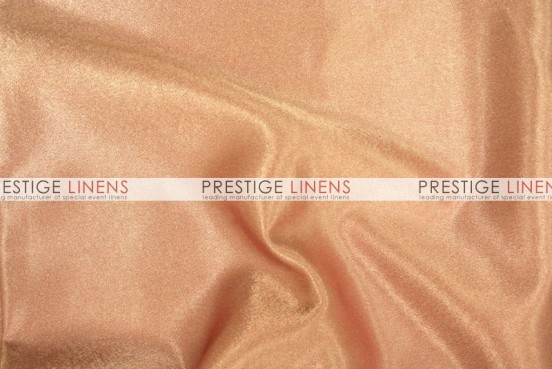Crepe Back Satin (Korean) Table Runner - 430 Peach