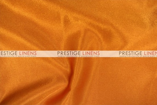 Crepe Back Satin (Korean) Table Runner - 431 Orange