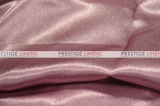 Crepe Back Satin (Korean) Table Runner - 532 Mauve