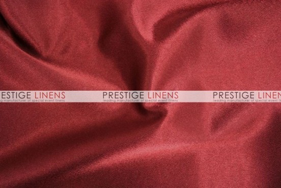 Crepe Back Satin (Korean) Table Runner - 627 Cranberry