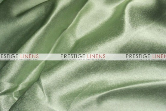 Crepe Back Satin (Korean) Table Runner - 828 Lt Sage