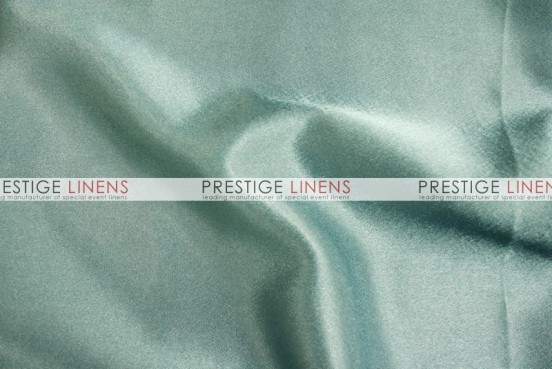 Crepe Back Satin (Korean) Table Runner - 927 Aqua