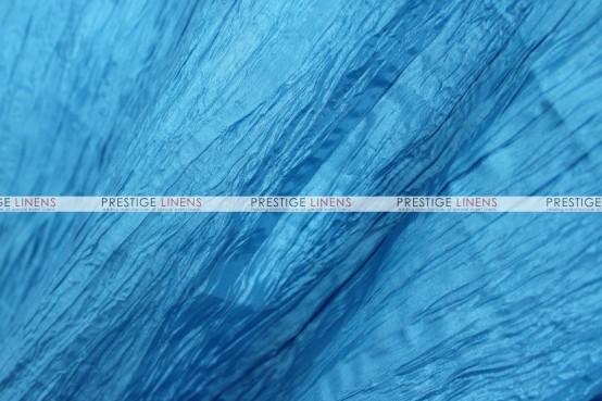 Crushed Taffeta Draping - 932 Turquoise