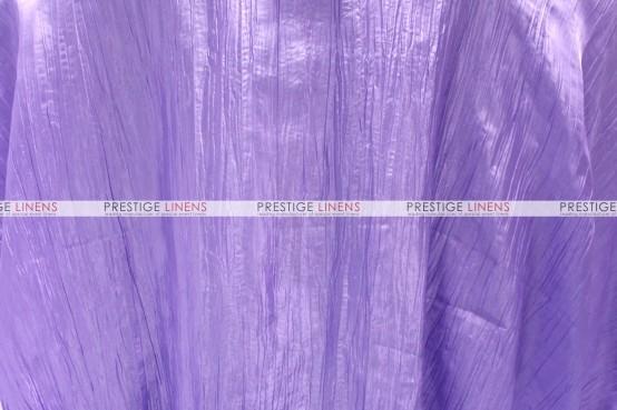 Crushed Taffeta Table Runner - 1026 Lavender