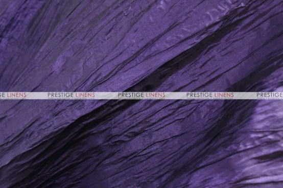 Crushed Taffeta Table Runner - 1032 Purple