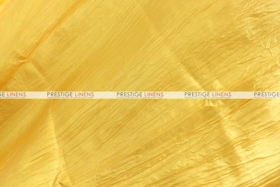 Crushed Taffeta Table Runner - 426 Yellow