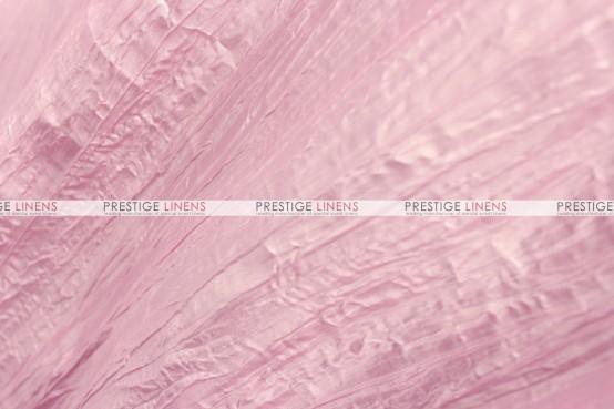 Crushed Taffeta Table Runner - 527 Pink