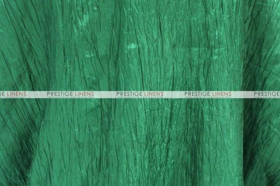 Crushed Taffeta Table Runner - 727 Flag Green