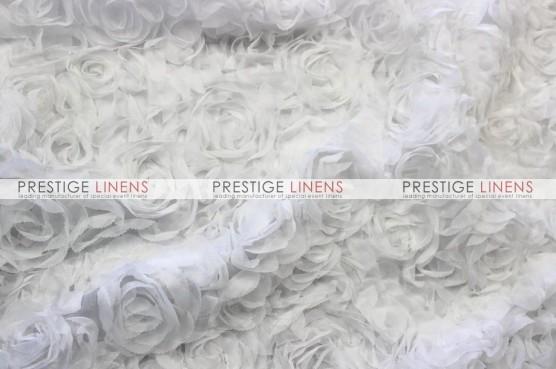 Efflorescent Table Runner - White