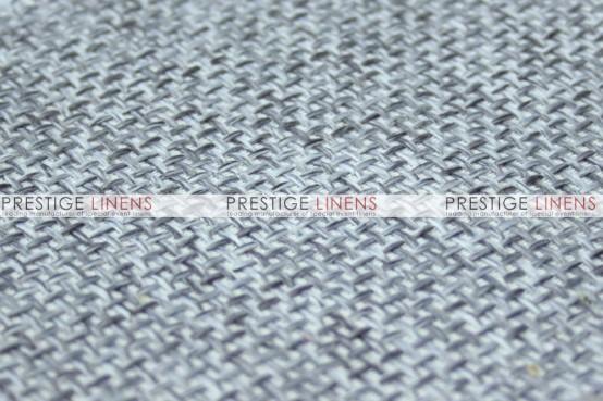 Jute Linen Table Runner - Silver