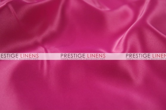 Lamour Matte Satin Table Runner - 529 Fuchsia