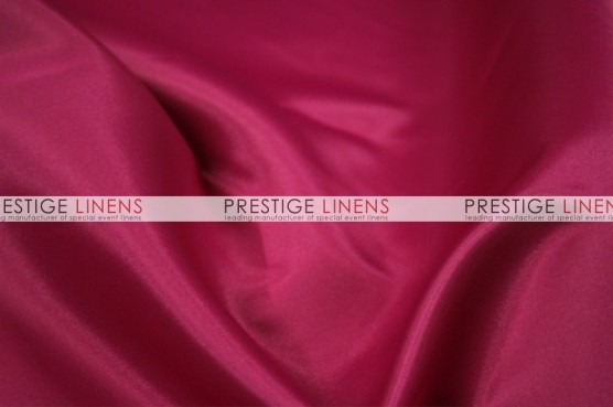 Lamour Matte Satin Table Runner - 556 Dk Fuchsia