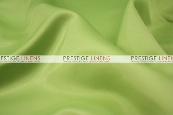 Lamour Matte Satin Table Runner - 742 Pucci Lime