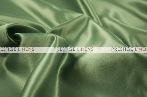 Lamour Matte Satin Table Runner - 829 Dk Sage
