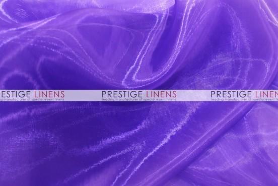Mirror Organza Table Runner - 1032 Purple