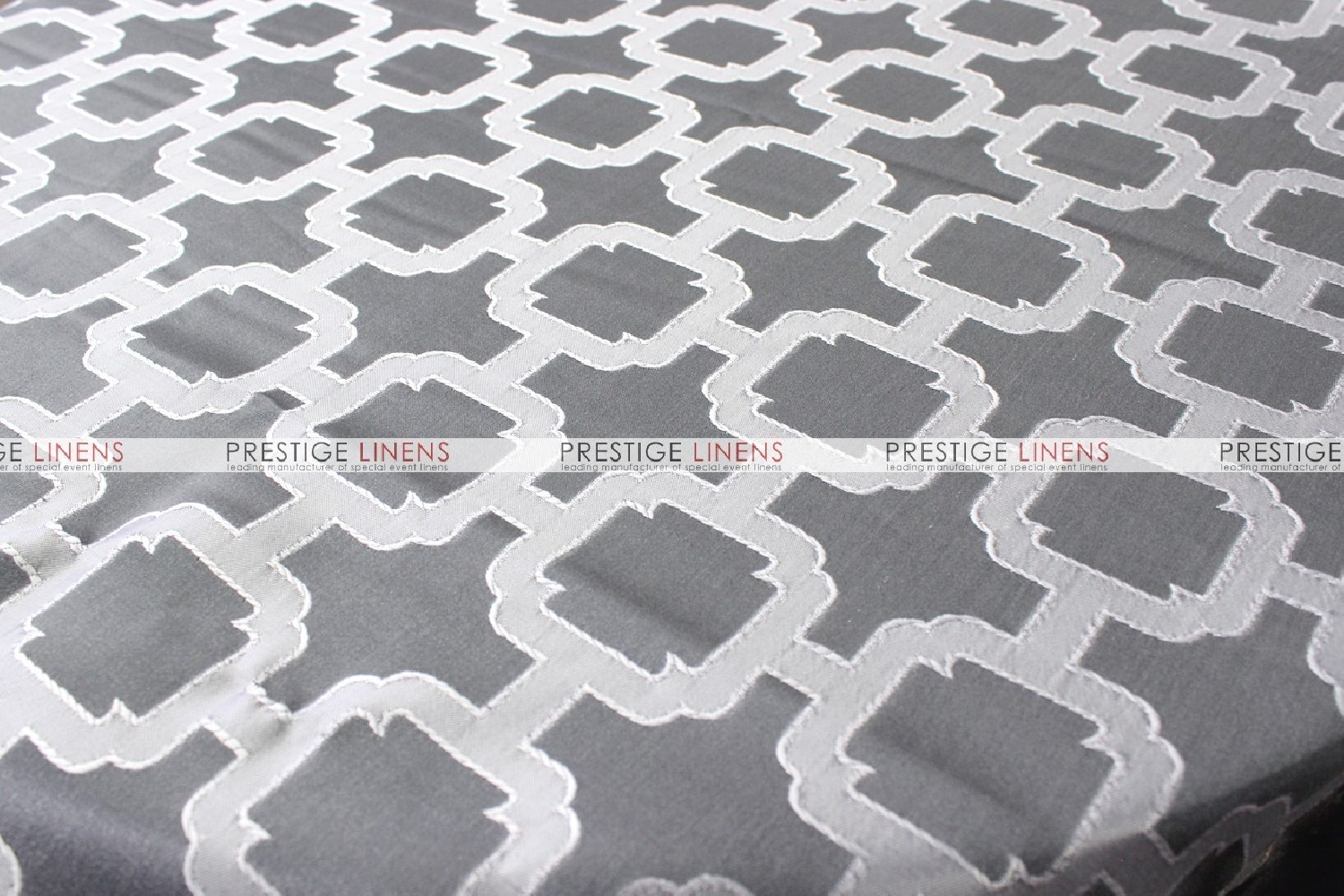 Nancy Graphic Table Runner   Grey ...