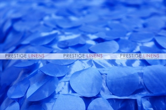 Petal Taffeta Table Runner - Turquoise