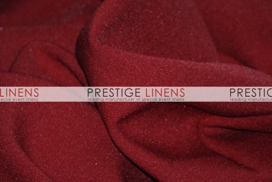 Polyester Table Runner - 627 Cranberry