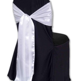 BRIDAL SATIN STRIPE