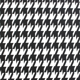 MJS PRINT -  HOUNDSTOOTH